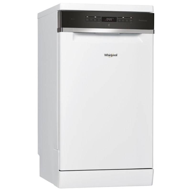 Umývačka riadu Whirlpool WSFO 3O34 PF biela + Extra zľava 10 % | kód 10HOR2020 + Doprava zadarmo