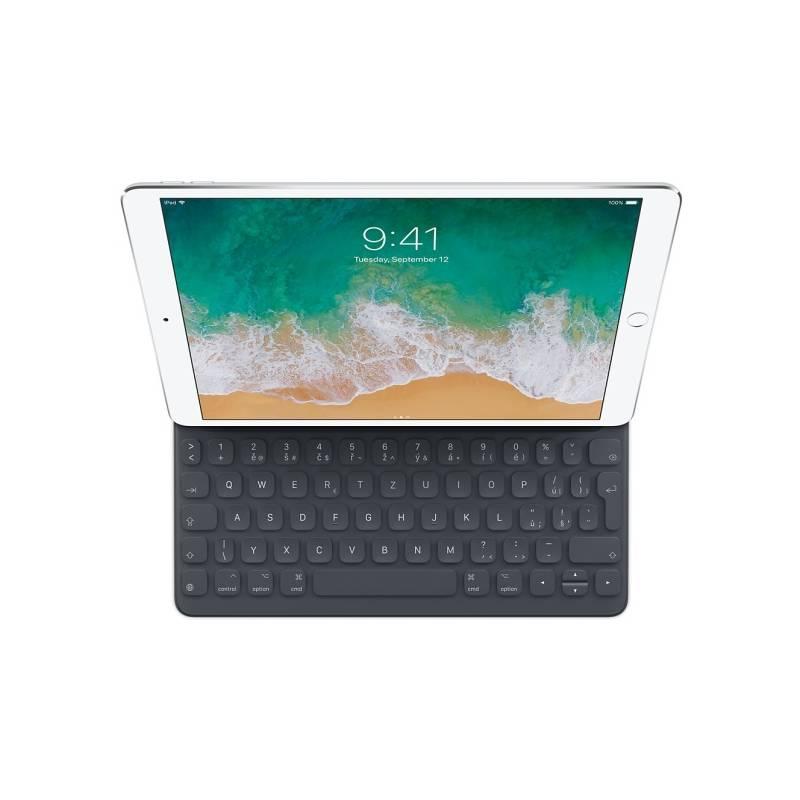 """Pouzdro na tablet s klávesnicí Apple Smart pro iPad Pro 10,5"""" (mptl2cz/a) černé"""