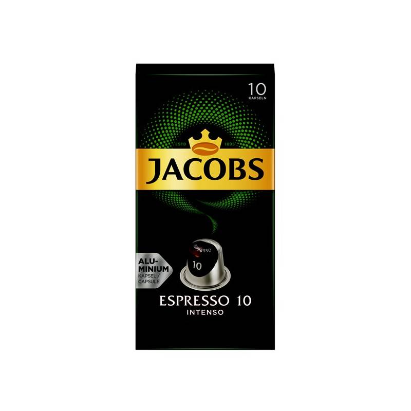 Kapsule pre espressa Jacobs NCC Espresso Intenso