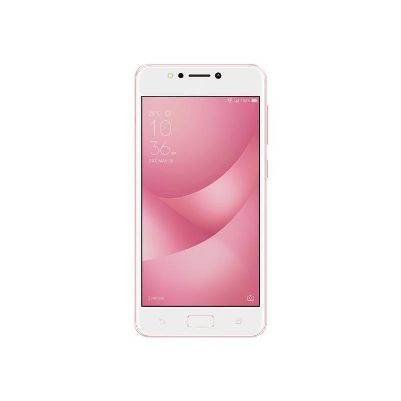Mobilný telefón Asus ZenFone 4 Max (ZC520KL-4I010WW) (ZC520KL-4I010WW) ružový Software F-Secure SAFE, 3 zařízení / 6 měsíců (zdarma)