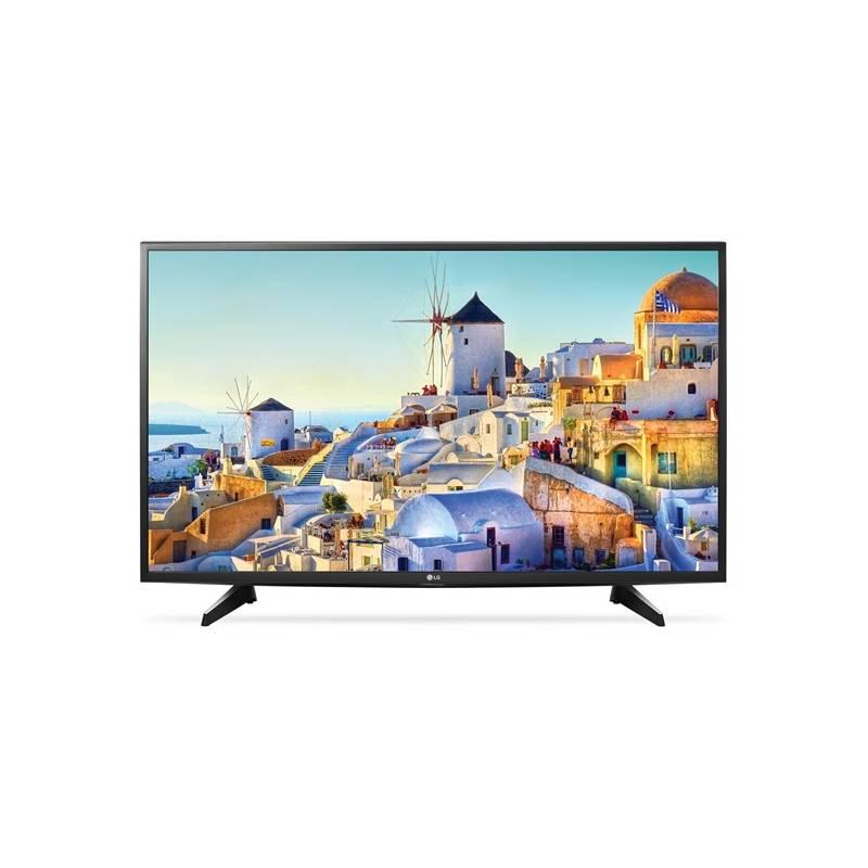 Televízor LG 49LH590V čierna + Doprava zadarmo