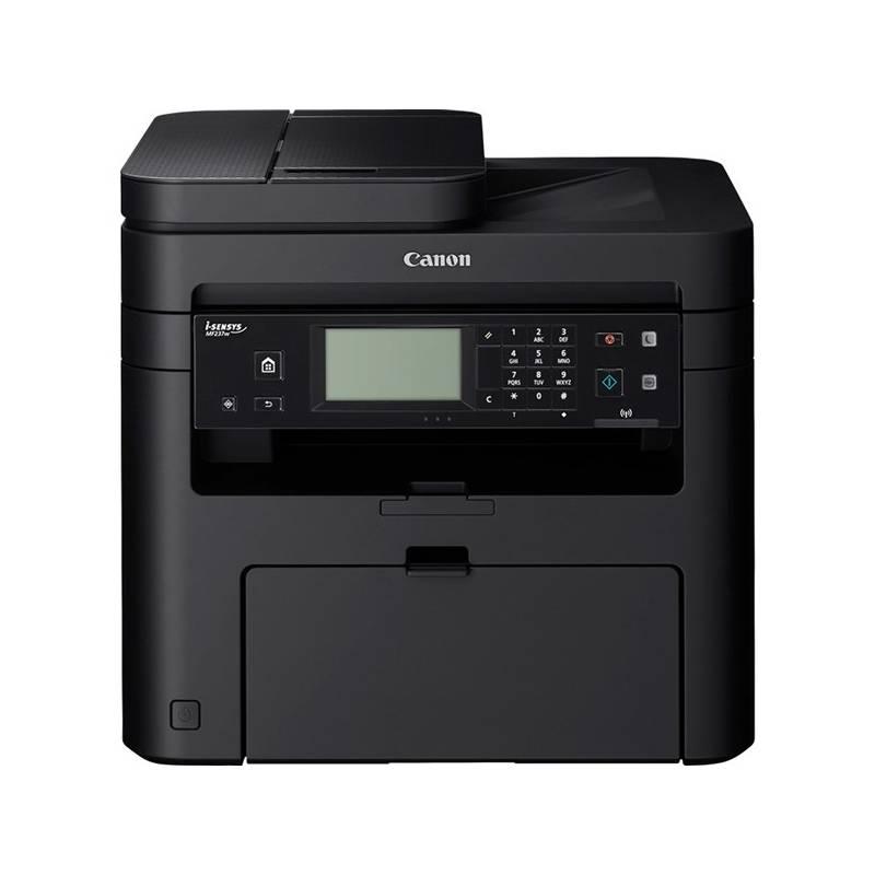 Tlačiareň multifunkčná Canon i-SENSYS MF237w (1418C030) čierny