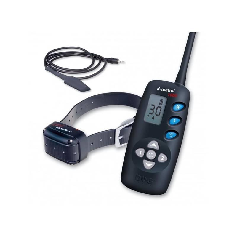 Obojok elektronický / výcvikový Dog Trace d-control 1010 - s externím ovládáním