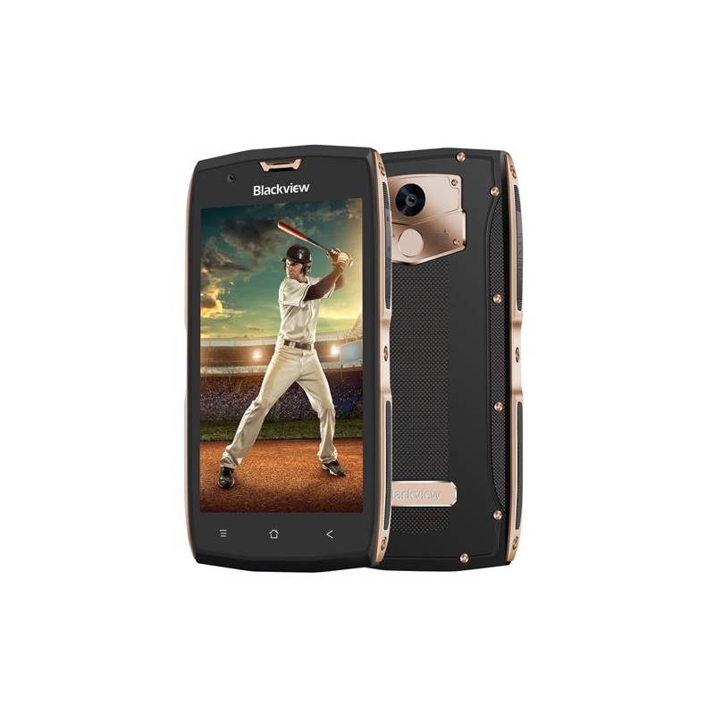 Mobilný telefón iGET BLACKVIEW GBV7000 (84000412) zlatý Software F-Secure SAFE 6 měsíců pro 3 zařízení (zdarma)