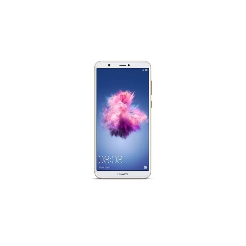 Mobilný telefón Huawei P smart Dual SIM (SP-PSMDSGOM) zlatý Software F-Secure SAFE, 3 zařízení / 6 měsíců (zdarma) + Doprava zadarmo