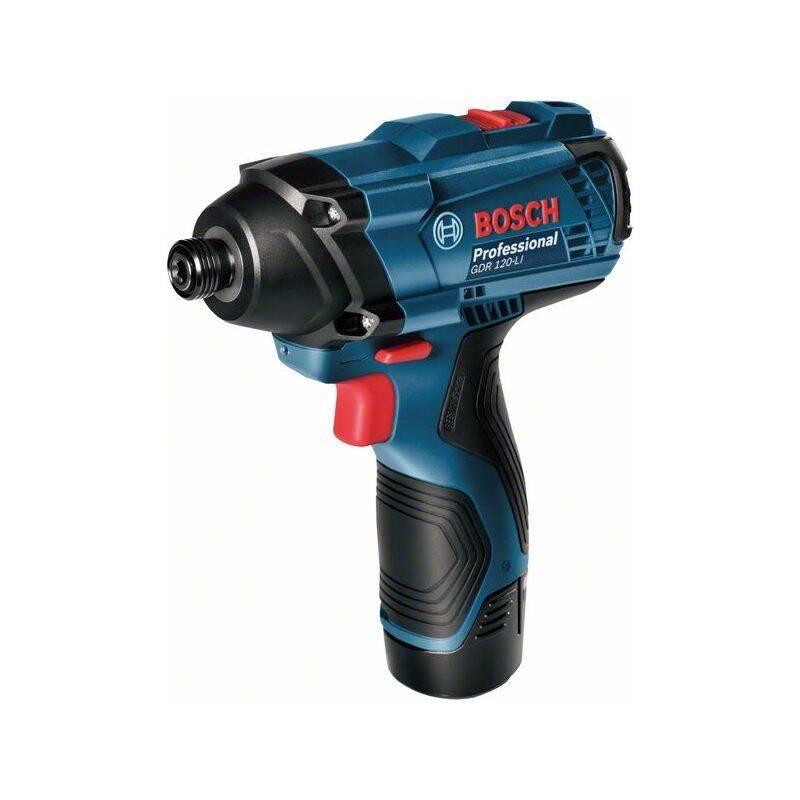 Akumulátorový rázový uťahovač Bosch GDR 120-LI 0.601.9F0.001 + Doprava zadarmo