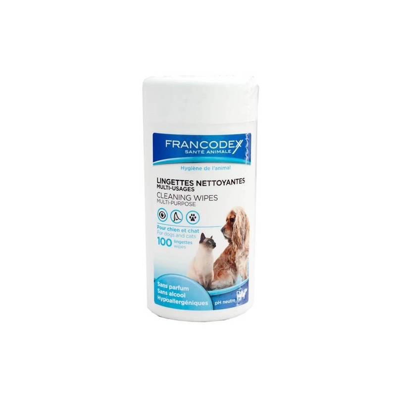 Obrúsky Francodex víceúčelové pes, kočka 100 ks