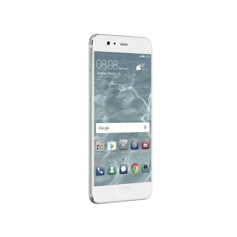 Mobilný telefón Huawei P10 Dual SIM (SP-P10DSSOM) strieborný Software F-Secure SAFE, 3 zařízení / 6 měsíců (zdarma) + Doprava zadarmo