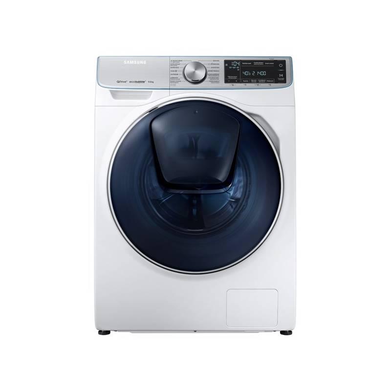 Automatická práčka Samsung Quick Drive™ WW90M740NOA/ZE biela Čistič oken ETA Aquarelo 0262 90000 (zdarma) + Doprava zadarmo