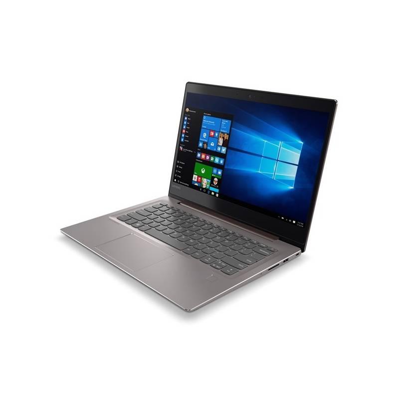 Notebook Lenovo IdeaPad 520S-14IKBR (81BL0017CK) bronzový Software F-Secure SAFE, 3 zařízení / 6 měsíců (zdarma)Monitorovací software Pinya Guard - licence na 6 měsíců (zdarma) + Doprava zadarmo