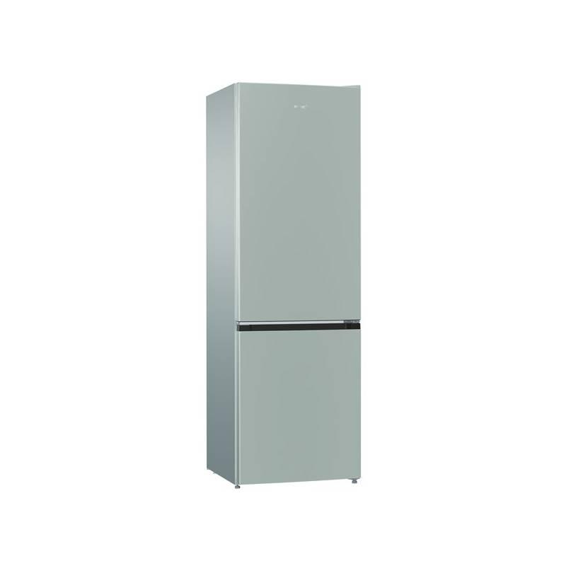 Kombinácia chladničky s mrazničkou Gorenje RK62AX4 sivá