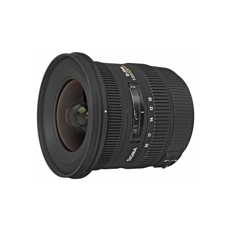 Objektív Sigma 10-20mm f/3.5 EX DC HSM Canon čierny + Doprava zadarmo