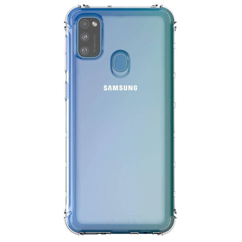 Kryt na mobil Samsung na Galaxy M21 (GP-FPM215KDATW) priehľadný