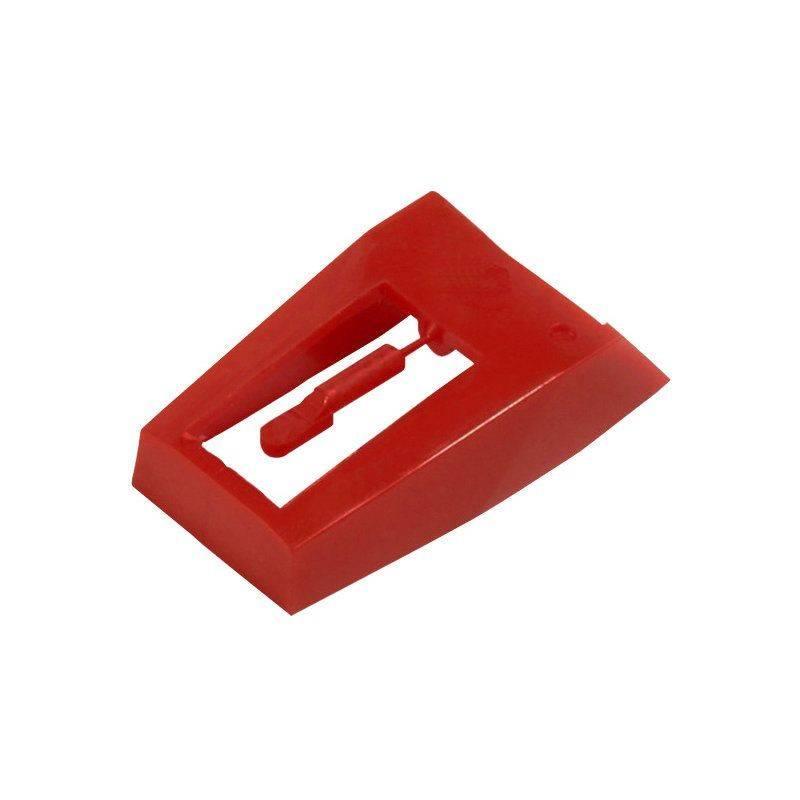 Ihla pre gramofóny Roadstar Needle-1 ( sada 3 ks) červené