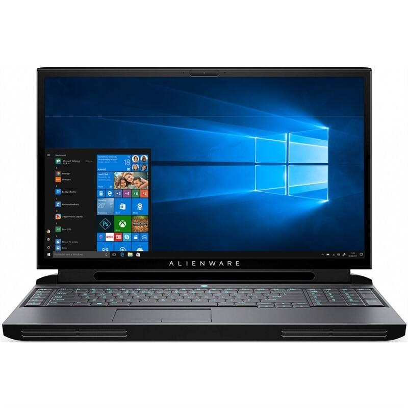 Notebook Dell Alienware Area 51m (N-AW51-N2-711K) černý