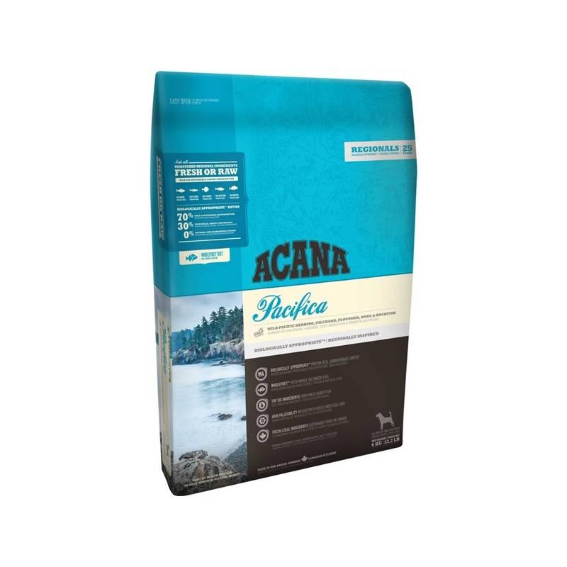 Granule Acana Dog Regionals Pacifica 6 kg Antiparazitní obojek Scalibor Protectorband pro psy - 48 cm