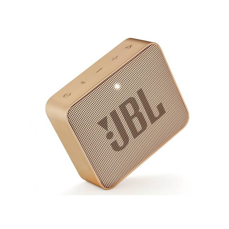 Prenosný reproduktor JBL GO 2 Champagne zlatý