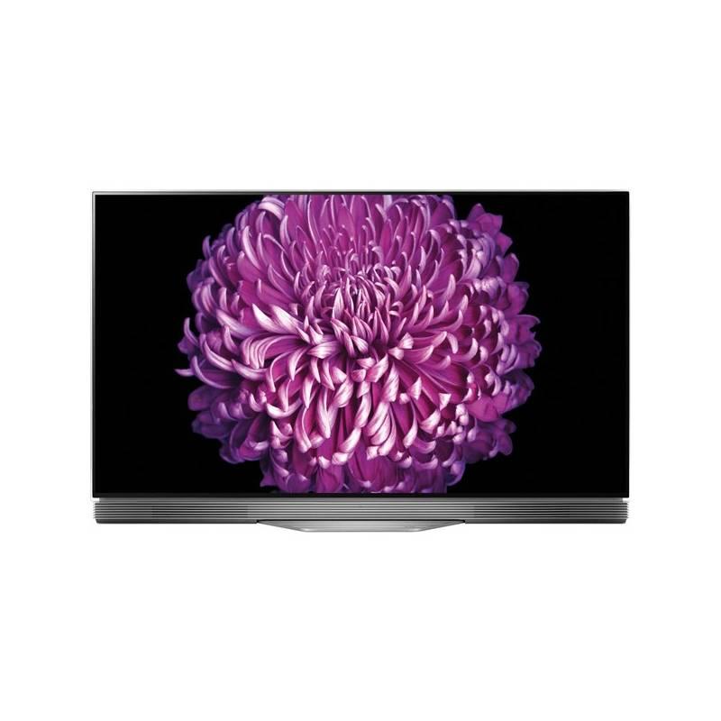 Televízor LG OLED55E7N strieborná + Doprava zadarmo