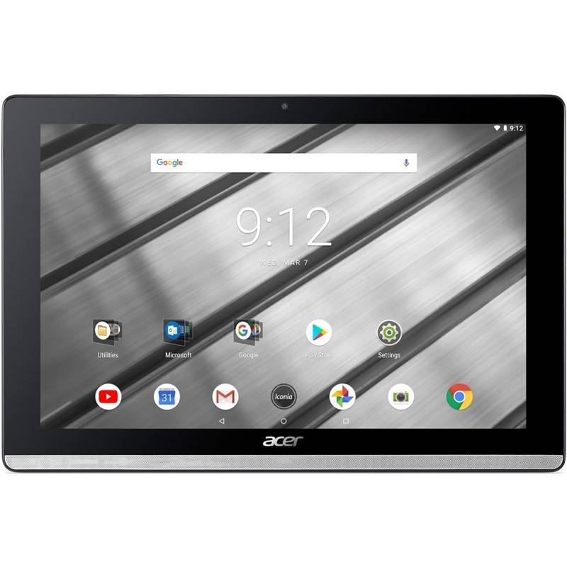 Dotykový tablet Acer Iconia One 10 Metal (B3-A50-K9S4) (NT.LF8EE.002) šedý