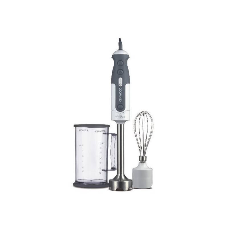 Ponorný mixér KENWOOD Triblade HDP302WH šedý/bílý