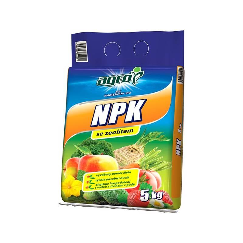 Hnojivo Agro NPK 5 kg