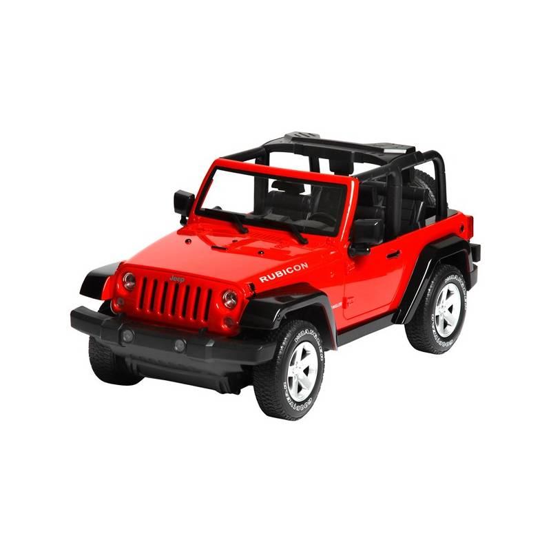 RC auto Buddy Toys Jeep BRC 10.110, 1:10 (371588) červené + Doprava zadarmo