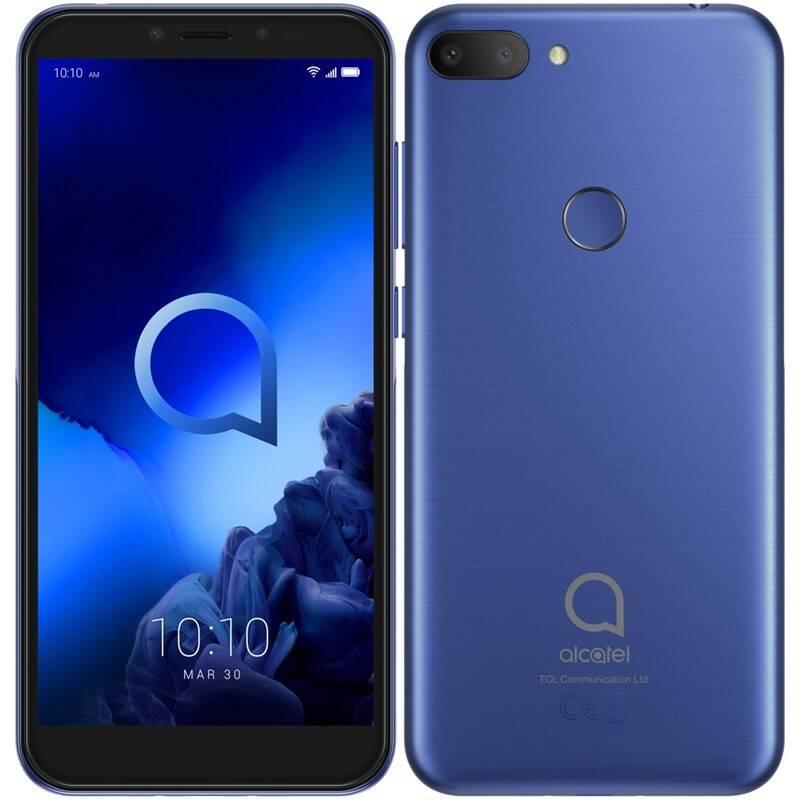 Mobilný telefón ALCATEL 1S (5024F) 64 GB Dual SIM (5024F-2BALE12) modrý