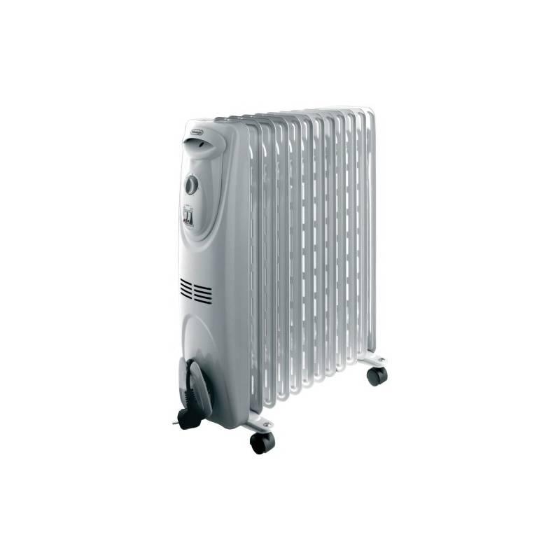 Olejový radiátor DeLonghi H590715 (KH770715) biely