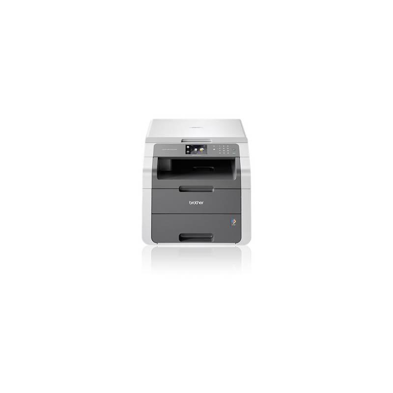 Tlačiareň multifunkčná Brother DCP-9015CDW (DCP9015CDWYJ1) biela Software F-Secure SAFE 6 měsíců pro 3 zařízení (zdarma)
