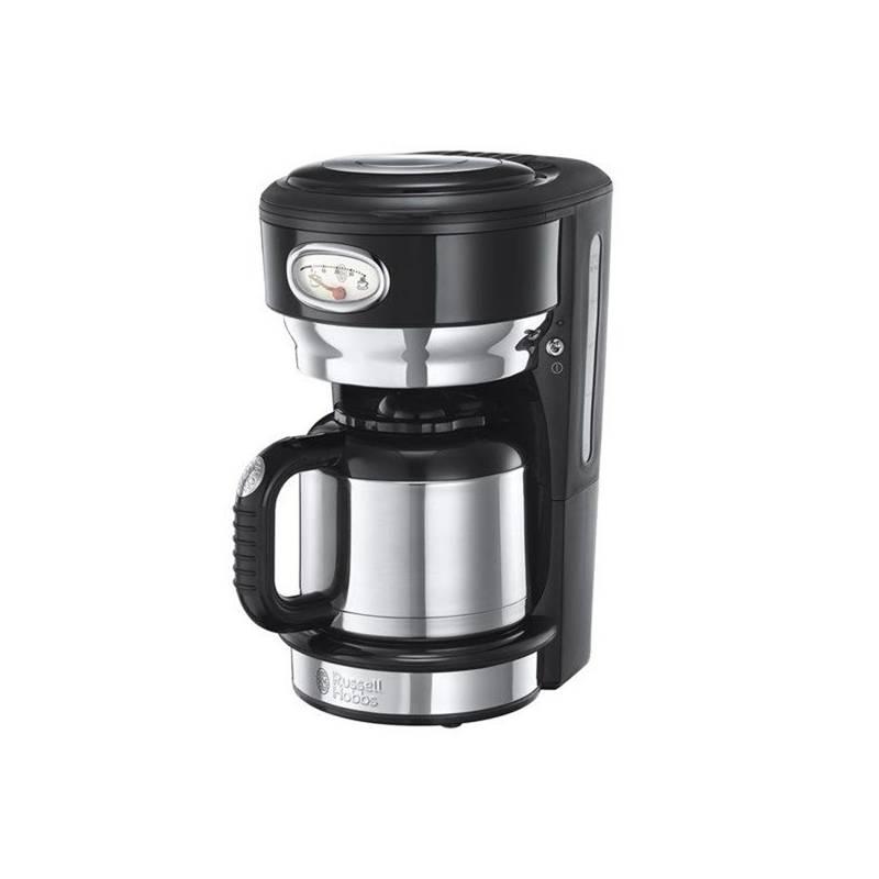Kávovar RUSSELL HOBBS RETRO 21711-56 čierny