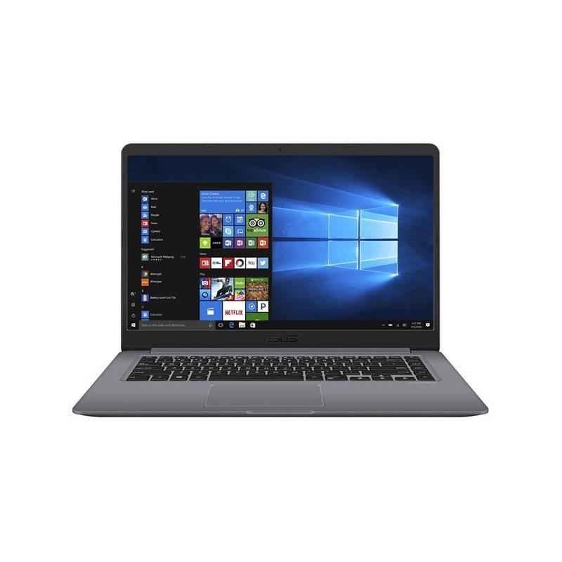 Notebook Asus VivoBook S15 S510UA-BQ477T (S510UA-BQ477T) sivý Software F-Secure SAFE, 3 zařízení / 6 měsíců (zdarma) + Doprava zadarmo