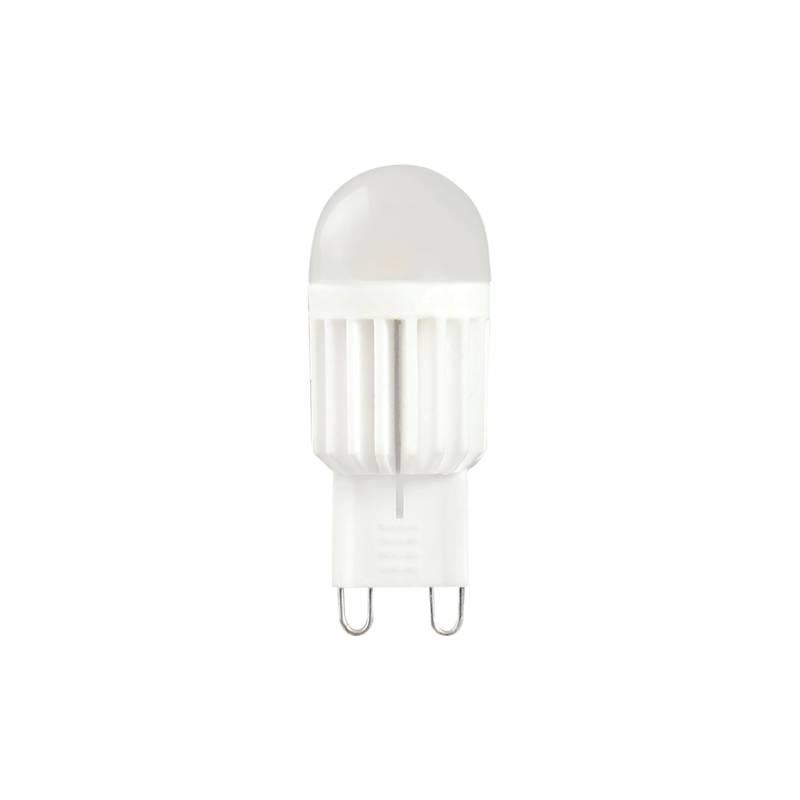 LED žiarovka McLED bodová, 3,5W, G9, teplá bílá (349017)