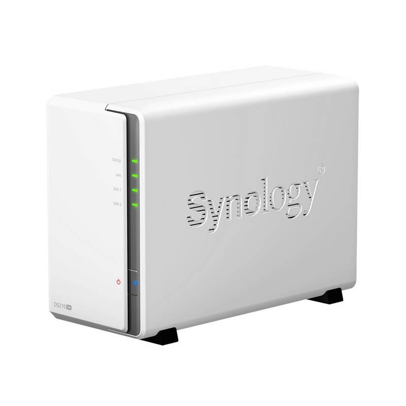 Sieťové úložište Synology DiskStation DS216se (DS216se)