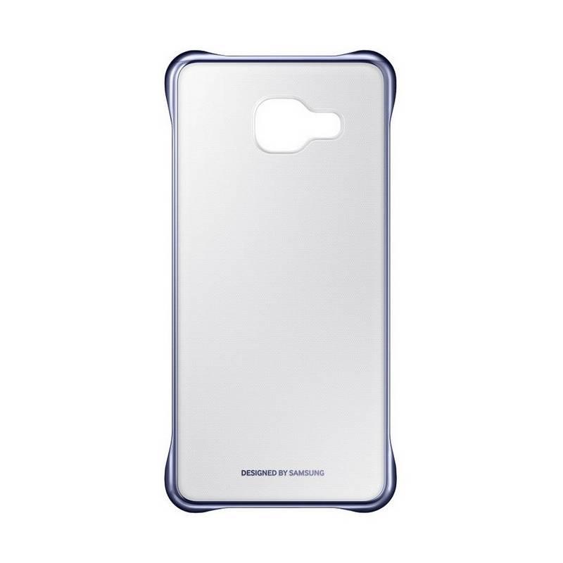 Kryt na mobil Samsung Clear Cover pro Galaxy A5 2016 (EF-QA510CBEGWW) čierny