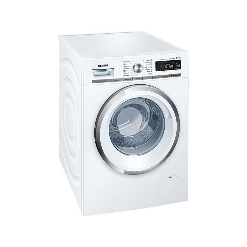Automatická práčka Siemens WM16W6H0EU biela + Doprava zadarmo