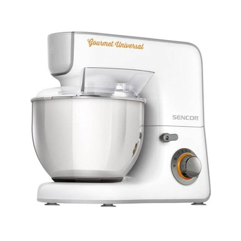 Kuchynský robot Sencor STM 3700WH (428890) biely
