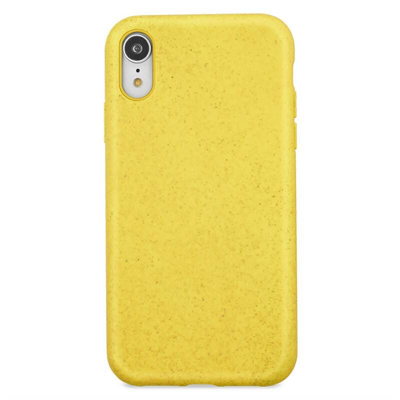Kryt na mobil Forever Bioio pro Samsung Galaxy S10e (HOUSAS10EBIOYL) žltý