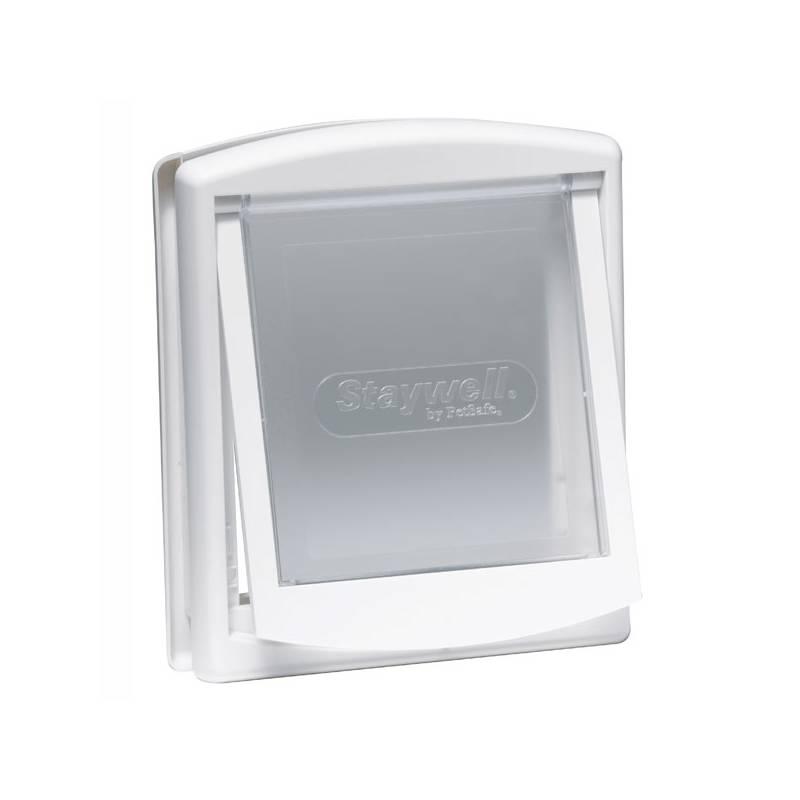 Dvierka Staywell s transparentním flapem 760
