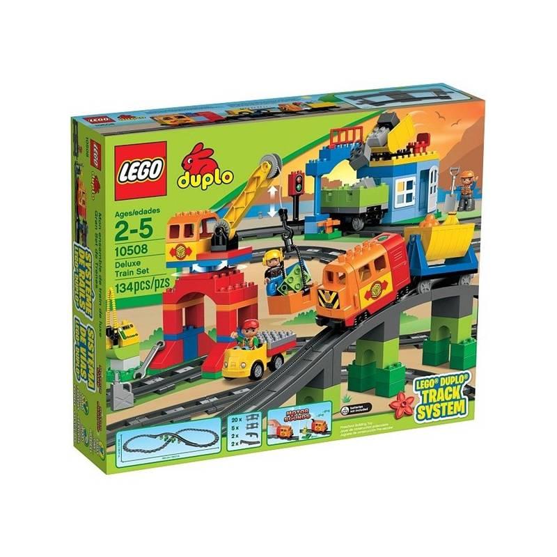 Stavebnica LEGO® DUPLO Město 10508 Vláček deluxe