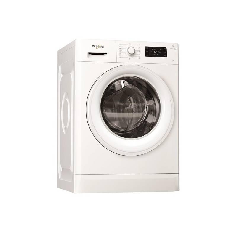 Automatická práčka Whirlpool Fresh Care FWG71284W EU biela