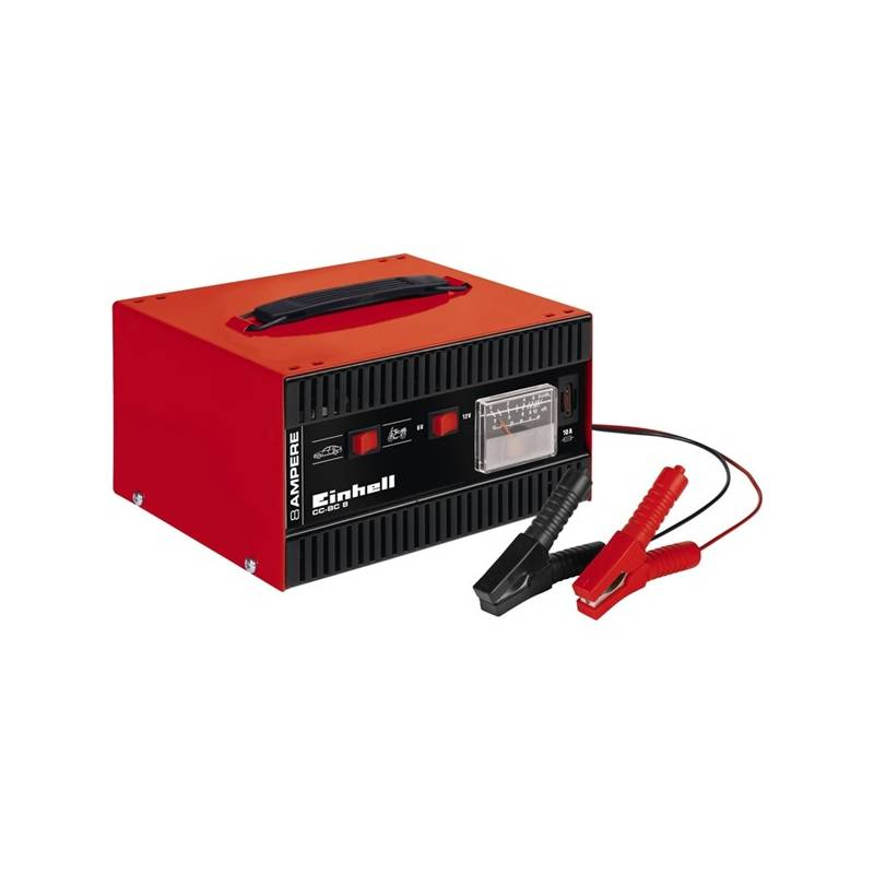 Nabíjačka autobatérií Einhell CC-BC 8