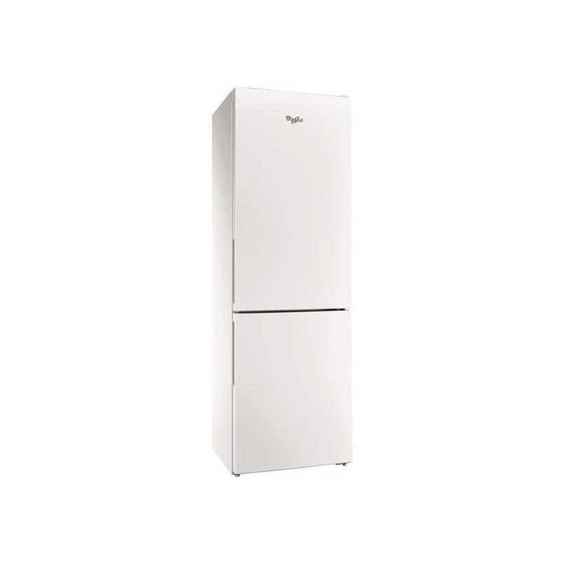 Kombinácia chladničky s mrazničkou Whirlpool WNF8 T3U W biela + Doprava zadarmo