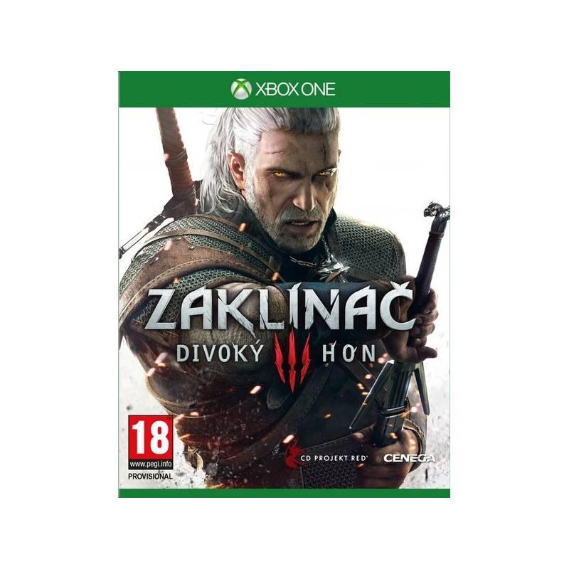 Hra CD Projekt Zaklínač 3: Divoký Hon (8595071033344)