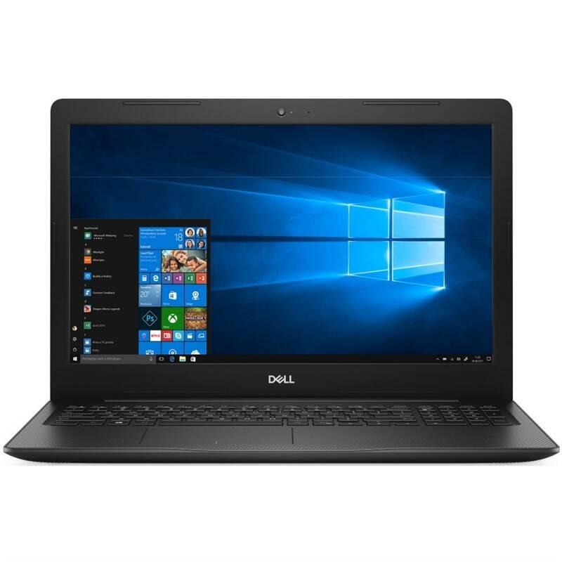 Notebook Dell Inspiron 15 (3593) + MS Office 365 pro jednotlivce (N-3593-N2-513K) čierny + Doprava zadarmo