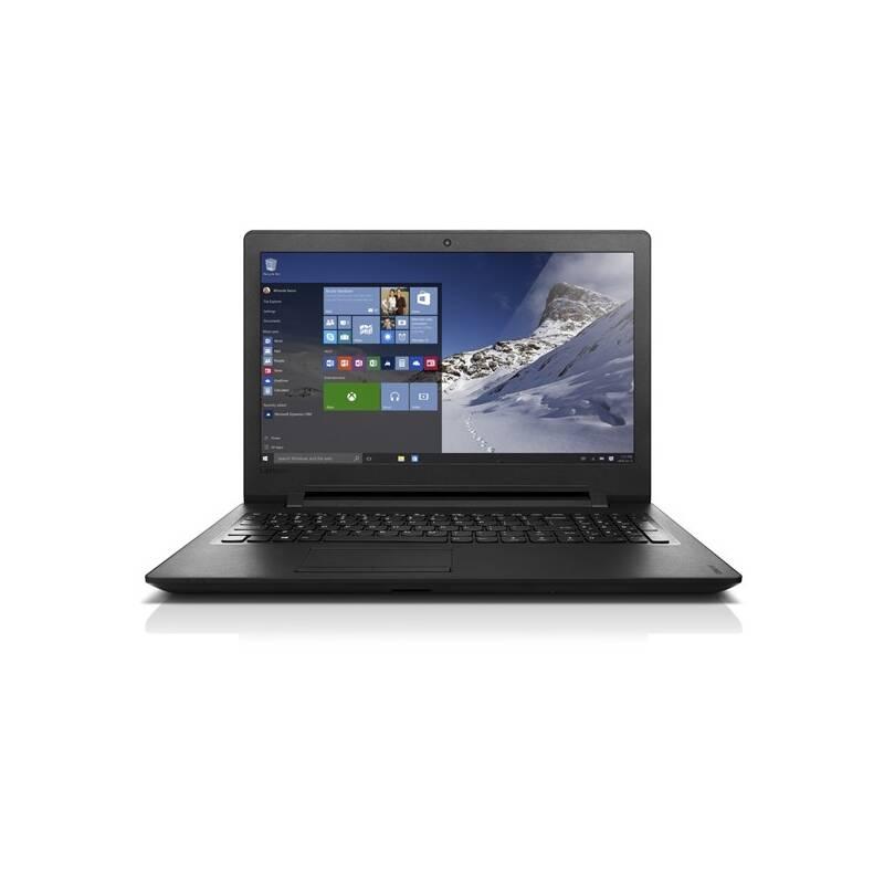 Notebook Lenovo IdeaPad 110-15IBR (80T70054CK) čierny + Doprava zadarmo