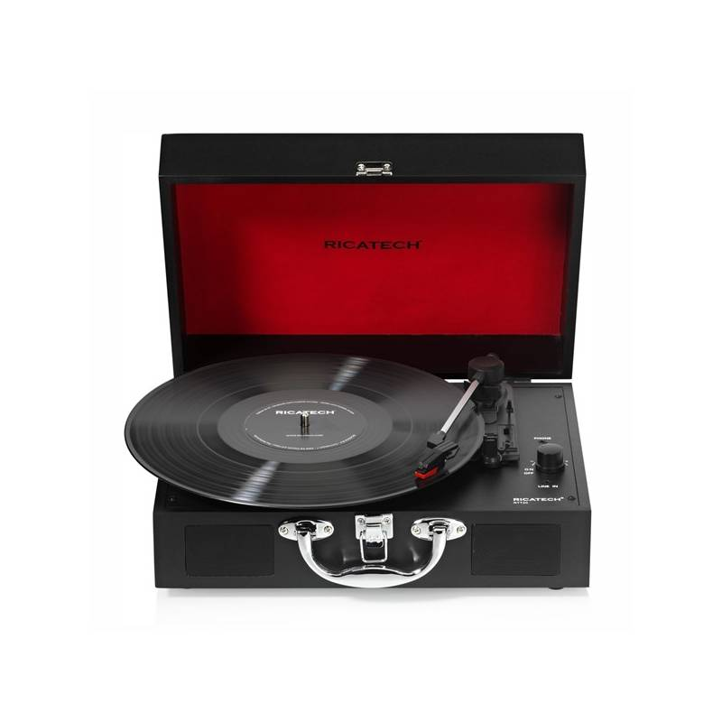 Gramofon Ricatech RTT21 Advanced (659054) černý