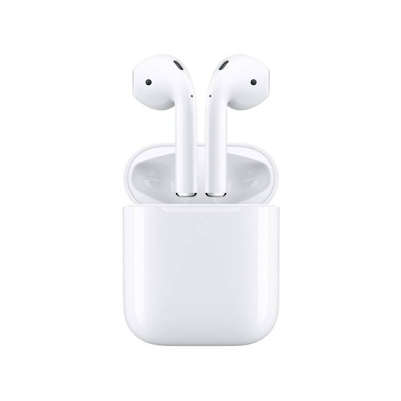 Slúchadlá Apple AirPods (MMEF2ZM/A) biela
