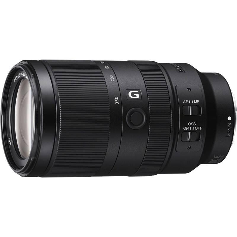 Objektív Sony E 70-350 f/4.5-6.3 G OSS čierny + Doprava zadarmo