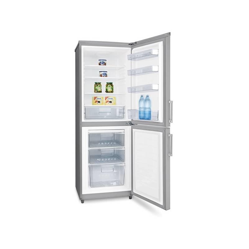 Kombinácia chladničky s mrazničkou Hisense RB343D4AG2 nerez + Doprava zadarmo