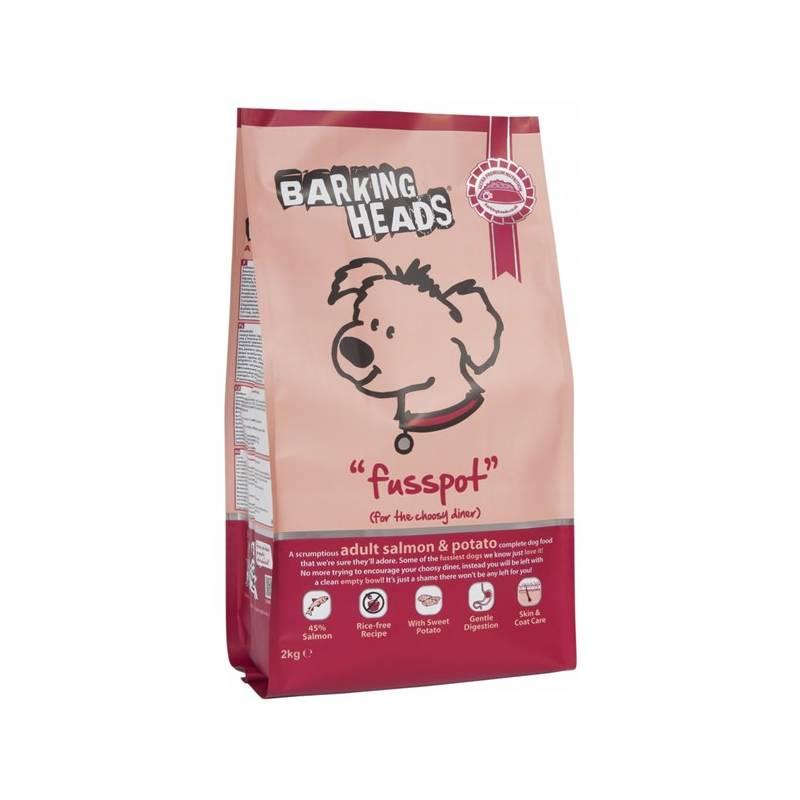 Granule Barking Heads Fusspot 12 kg